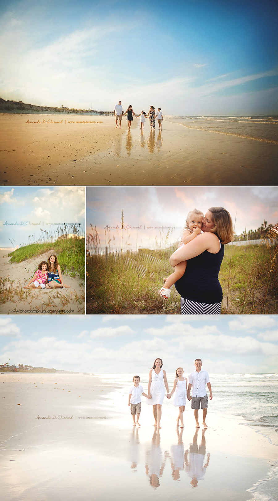 Jacksonville, FL Family Photographer - Jacksonville, FL Beach Photographer