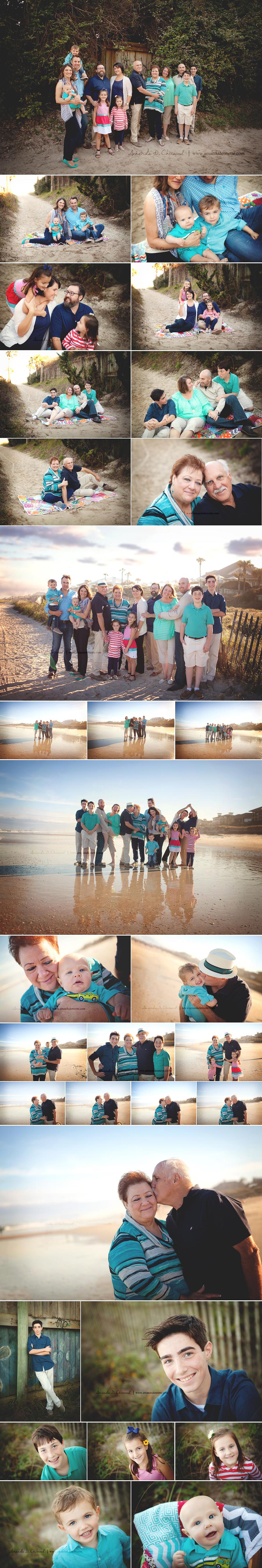 Ponte Vedra FL Family Photographer