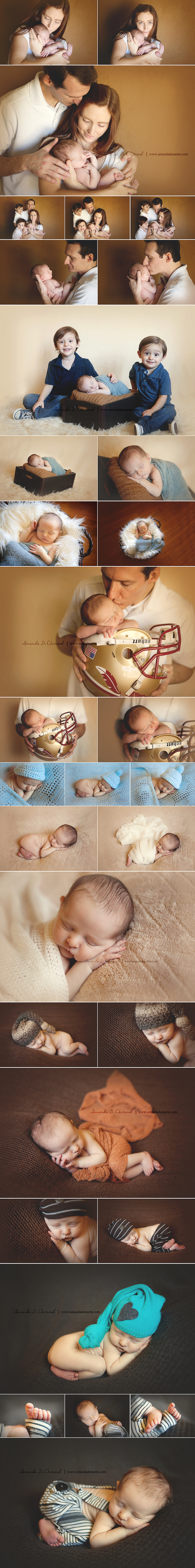 Jacksonville Newborn Photographer