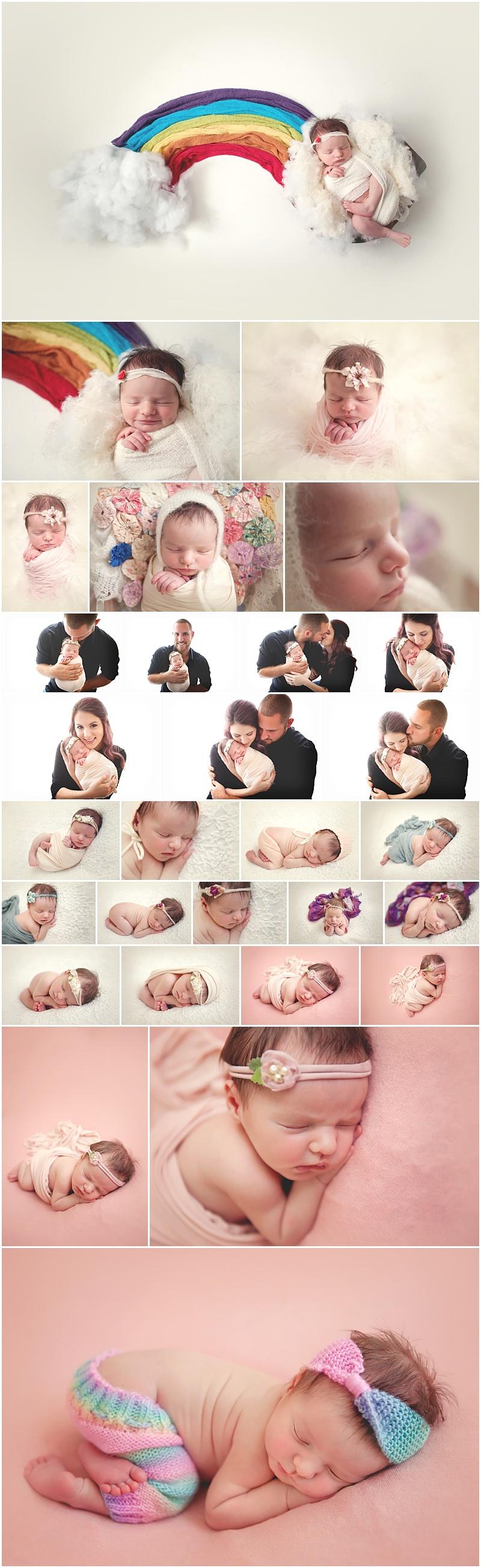 Jacksonville FL Newborn Photographer Aurora